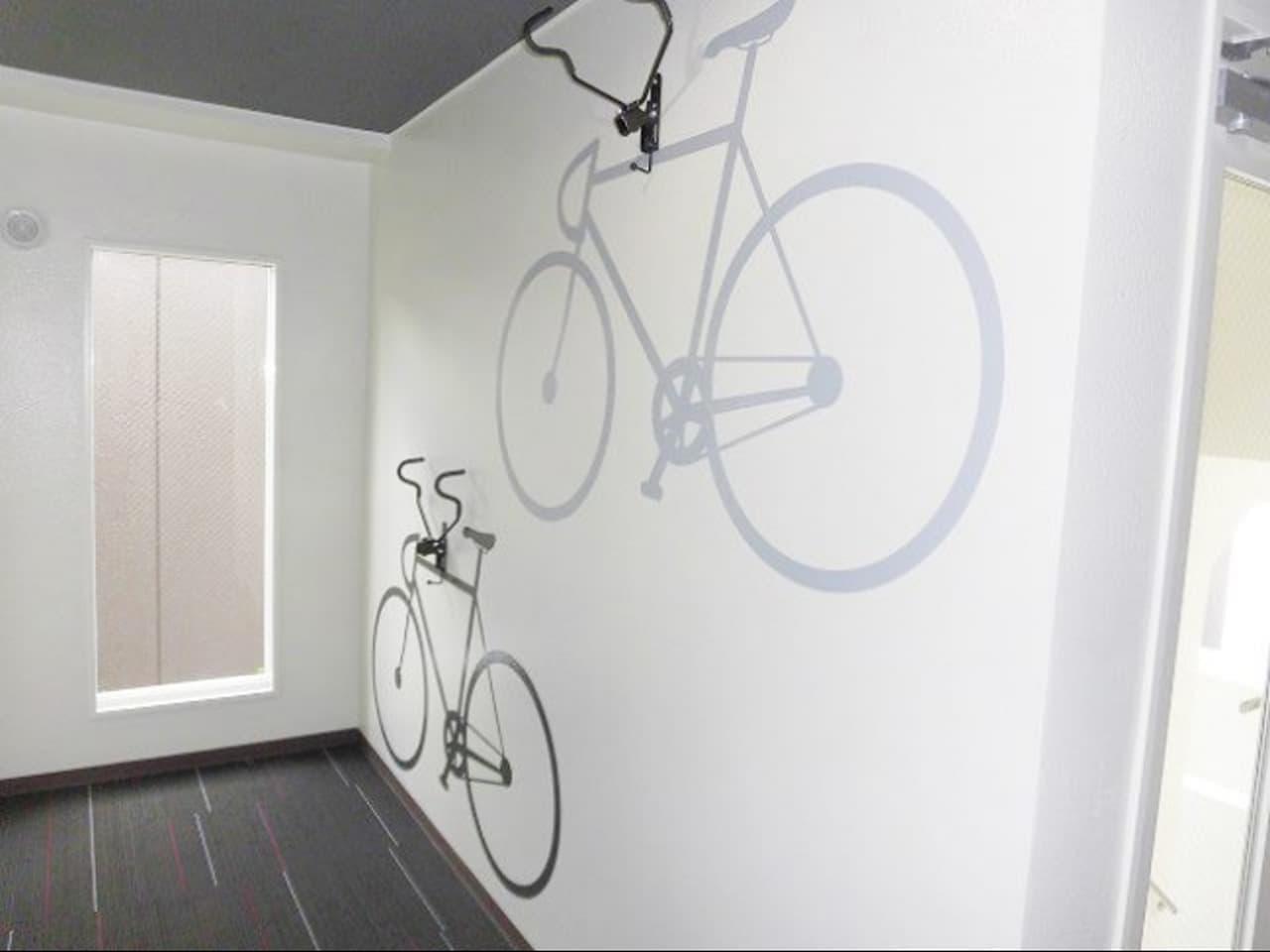 ネコと自転車と賃貸と…全部屋メゾネットのRCデザイナーズ賃貸「feel CnB(フィールシーアンビー)」で保護ネコお迎えキャンペーンを実施