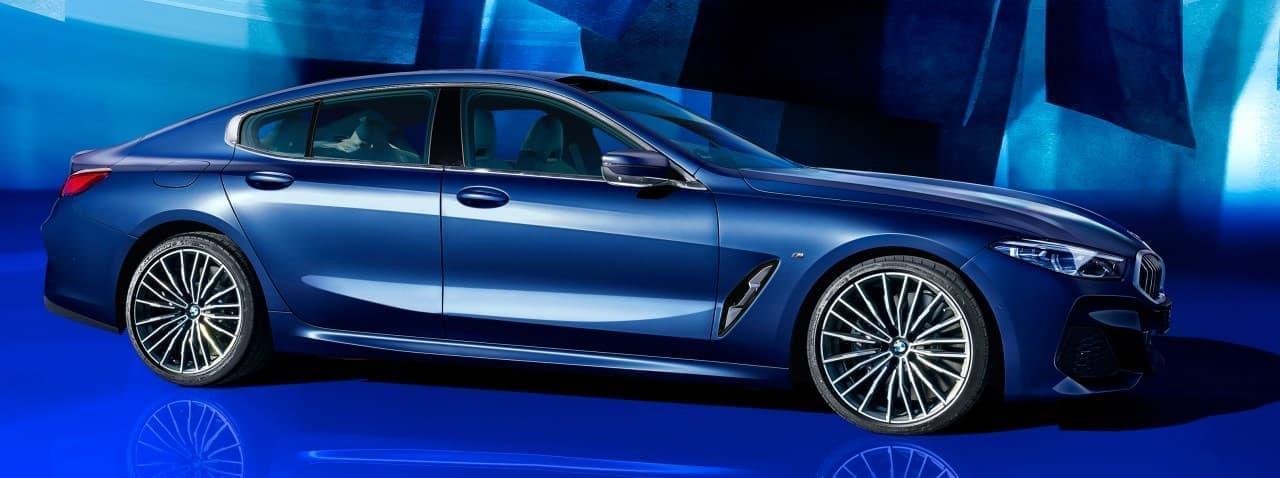 BMW 8シリーズグレンクーペに限定車「Collector's Edition」