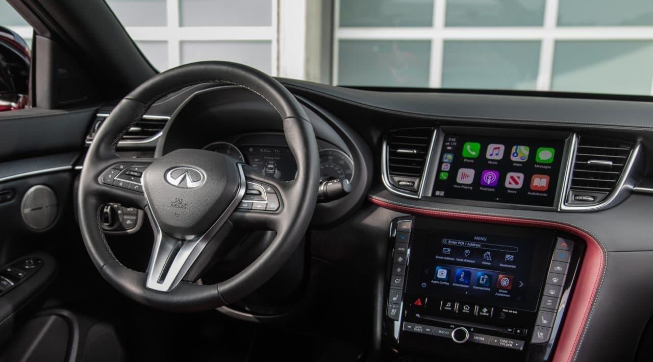 日産 クロスオーバーSUV INFINITI「QX55」「QX60」2022年モデル発表