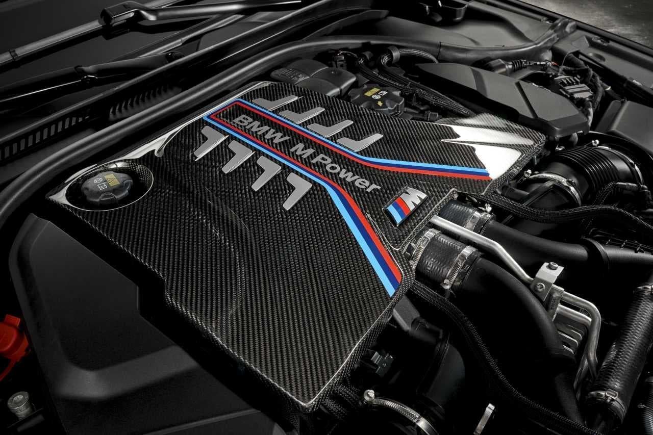 635馬力!BMW Mモデル最強のV8エンジンを搭載した「M5 CS」