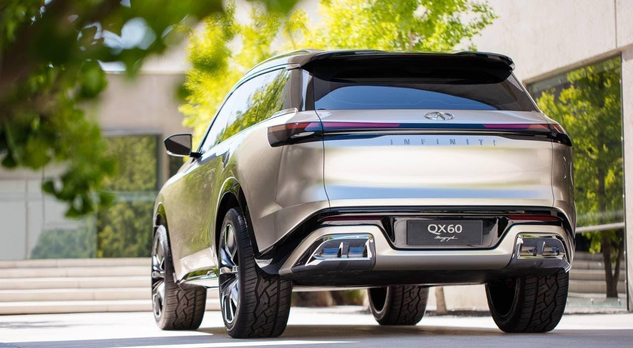「QX60」2022年モデル