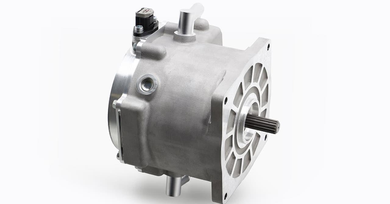 最高出力350kW! ヤマハがハイパーEV向け電動モーターユニットの試作開発受託を開始