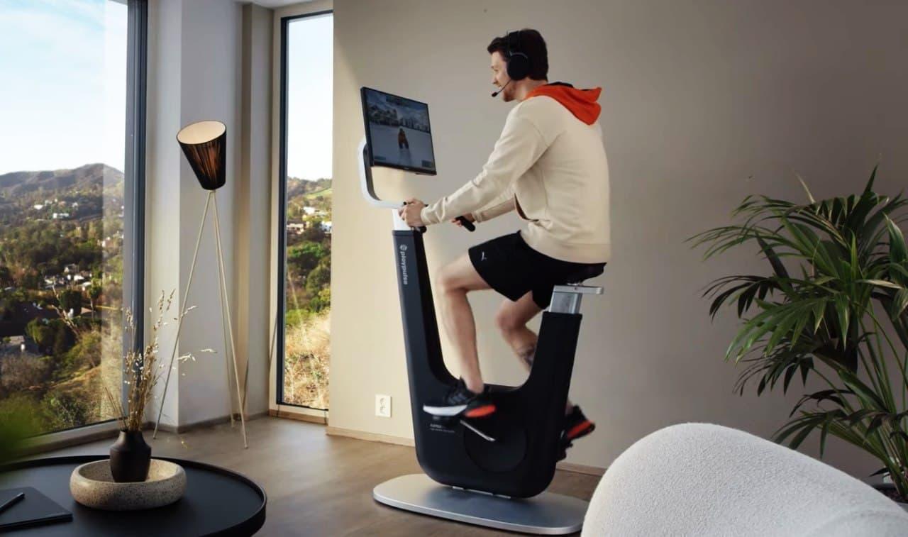 トレーニングマシンは続かない?エアロバイク型のゲームマシンPlaypulse Oneなら大丈夫!…かも?