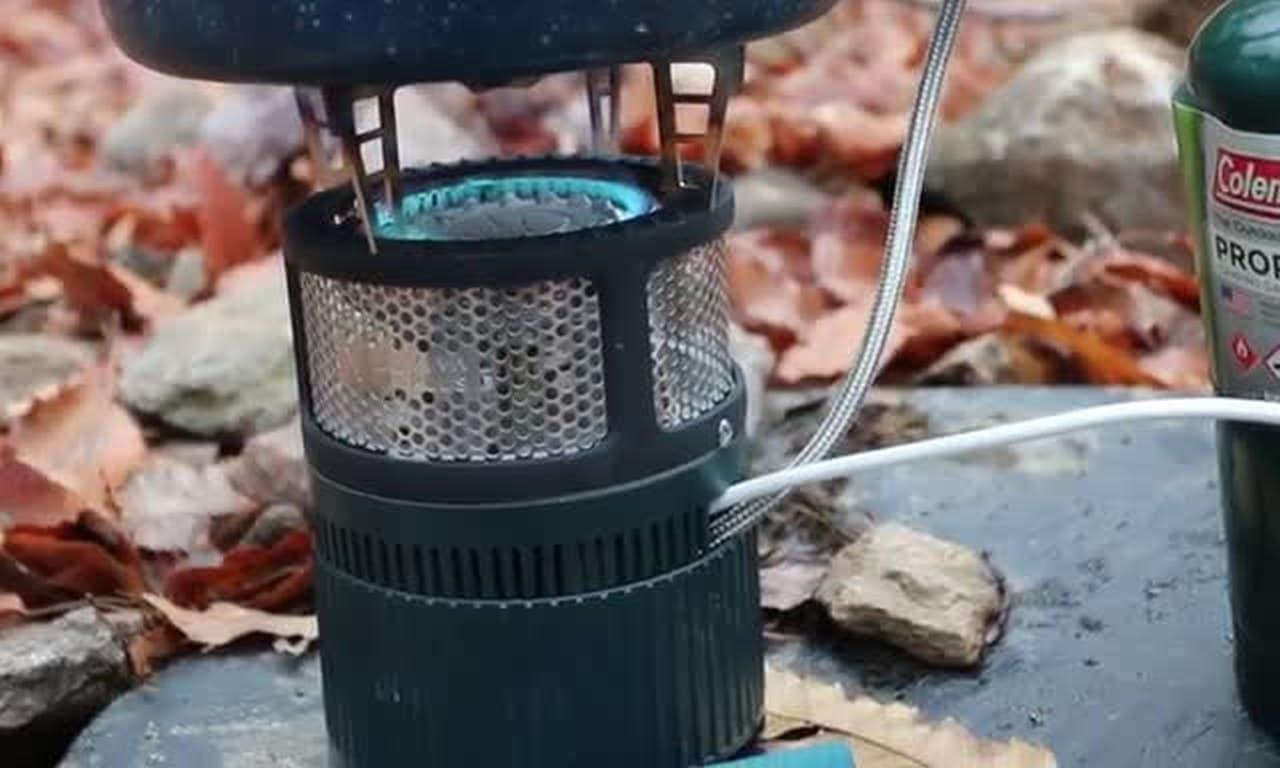 火力発電するガスストーブ「Genstove」