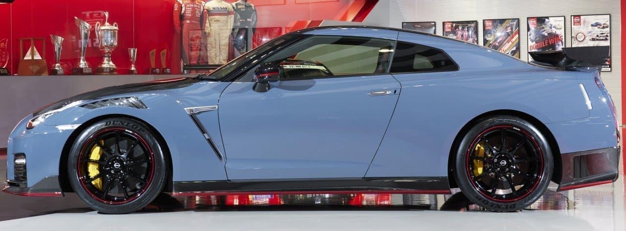 NISSAN GT-R「NISMO」「NISMO Special edition」に2022年モデル