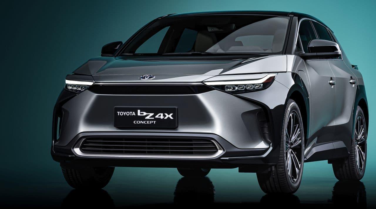 トヨタが電動SUVのコンセプト「TOYOTA bZ4X」を上海モーターショーで発表 - SUUBARUと共同開発したプラットフォームを採用