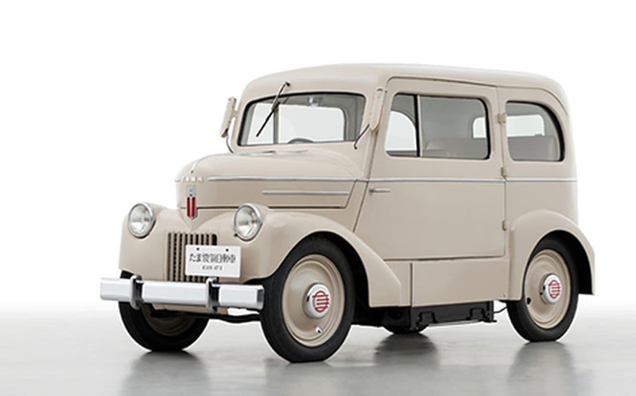日産 新型「エクストレイル」を上海モーターショーで発表