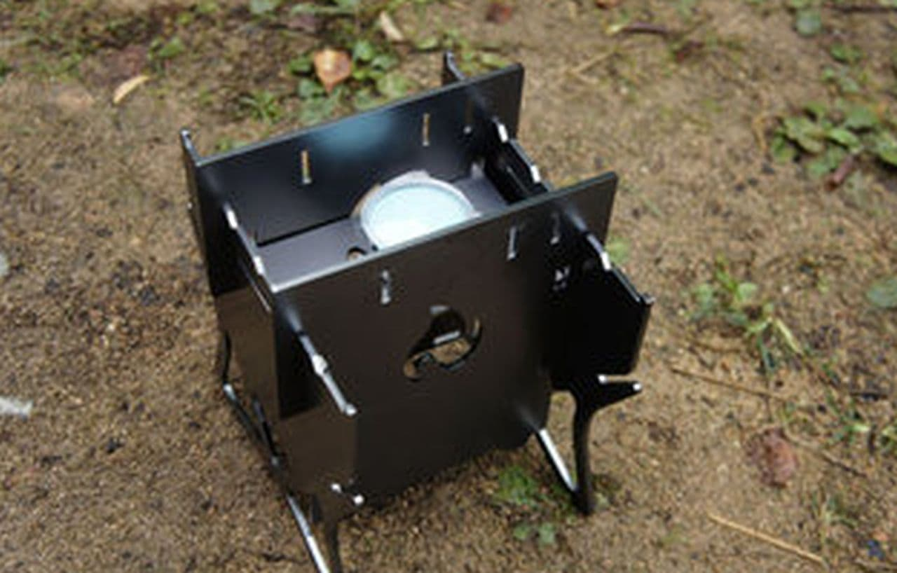 欲しかったのは頑丈な焚き火台!耐荷重30kgの「MERA」Makuakeで先行予約販売中