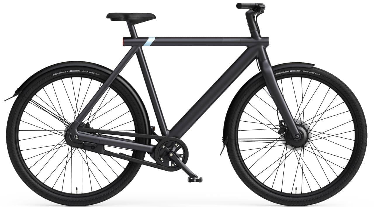 VanMoofのE-Bikeをマンション・アパート暮らしでも! 外付けバッテリー「PowerBank」発売