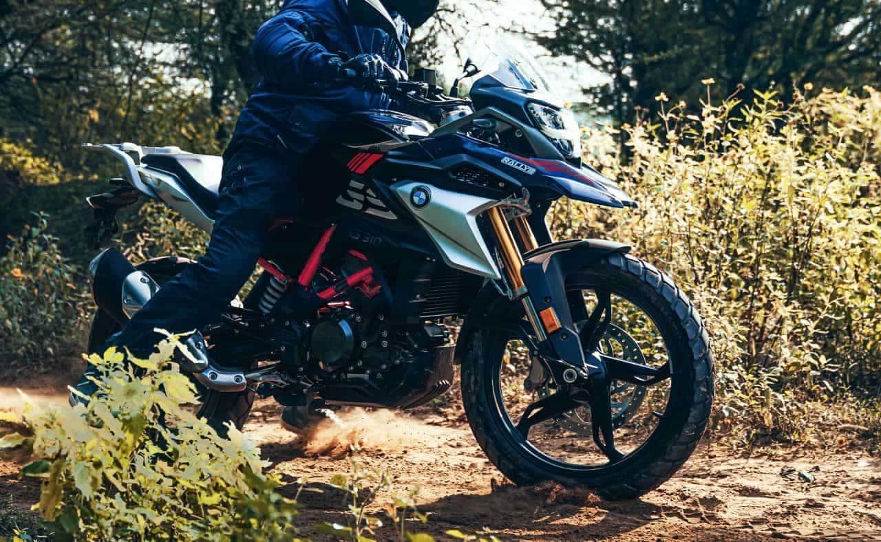 BMW 新型「G 310 GS」発売 - 単気筒エンジンを搭載したオフロード・スタイルマシンンジンを搭載したオフロード・スタイルマシン