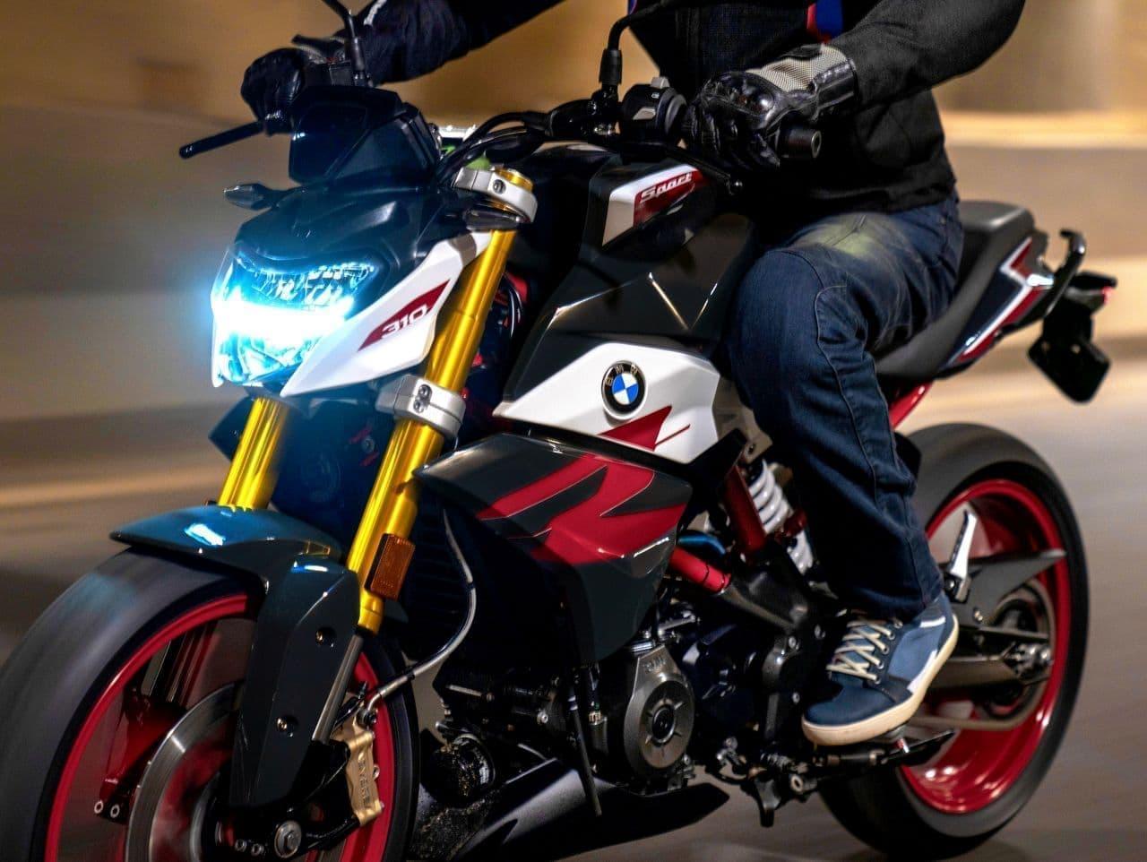 BMW「G 310 R」発売