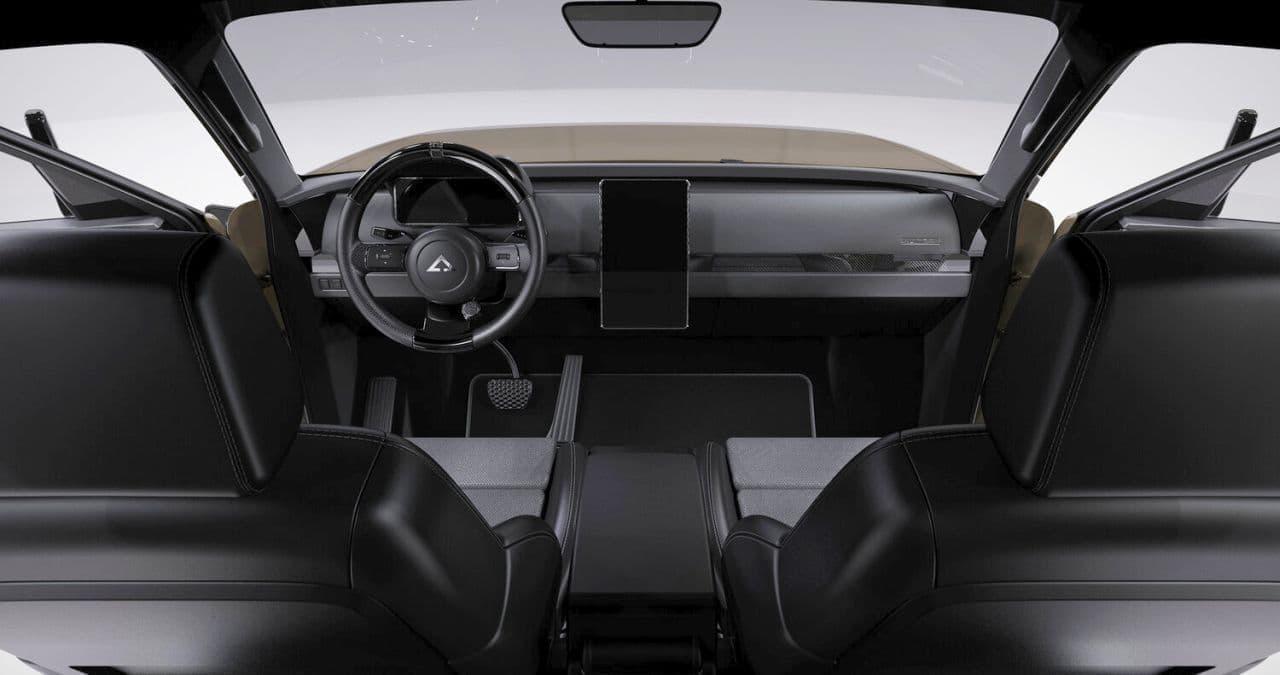 よりキャンピングカー向きに! 4人乗りになった電動ピックアップ「WOLF+(ウルフプラス)」公開
