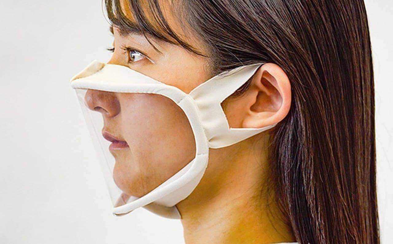 ユニ・チャームが「unicharm 顔がみえマスク」発売