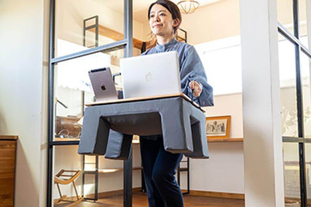どこでもテレワーク!「Laptop Base」一般販売開始
