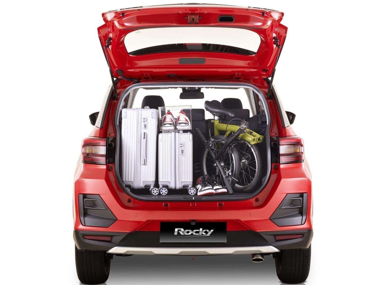 ダイハツがコンパクトSUV「Rocky」をインドネシアで発売