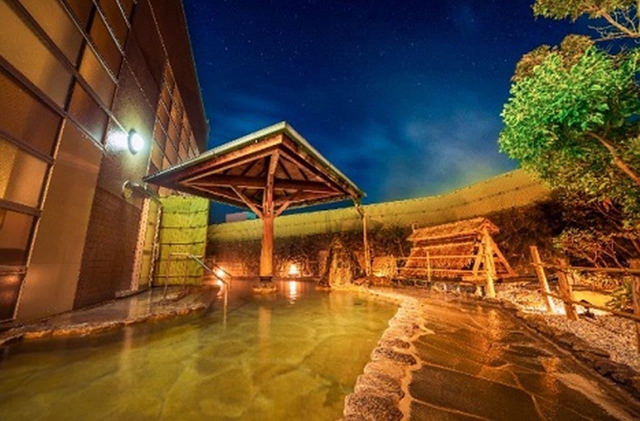 かんぽの宿にキャンピングカーで宿泊できる「くるまパーク」 5月10日に焼津・彦根・赤穂で開業
