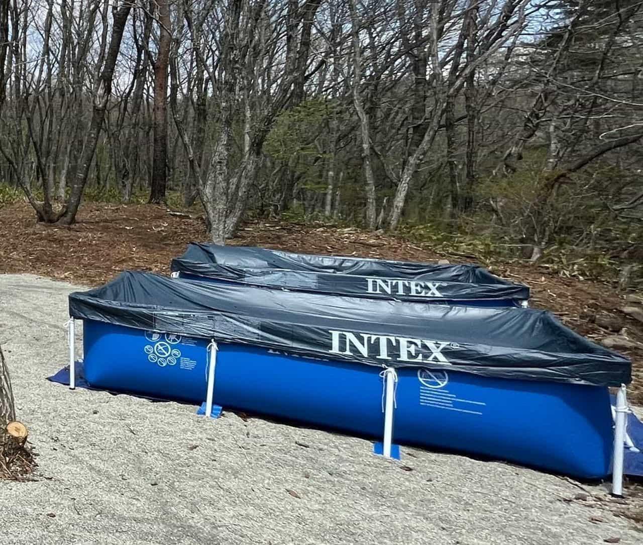貸し切りテント型のアウトドアサウナ「森のサウナ」那須白河にオープン