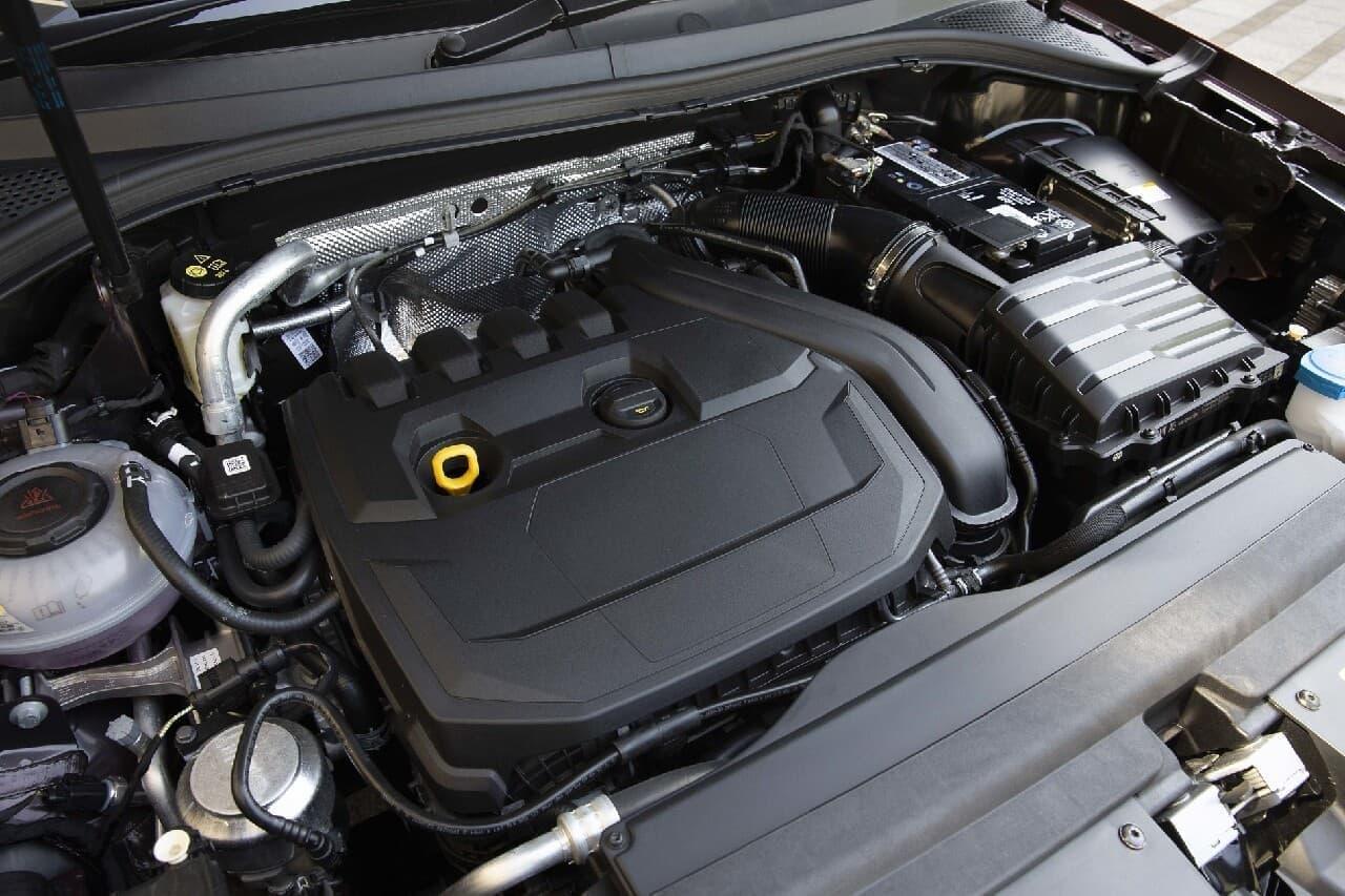 フォルクスワーゲンのSUV「Tiguan」マイチェン - パワートレイン&デザインを刷新