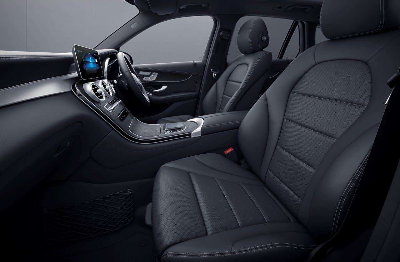 メルセデス・ベンツのSUV「GLC」に特別仕様車「220 d 4MATIC Sports Line Edition」
