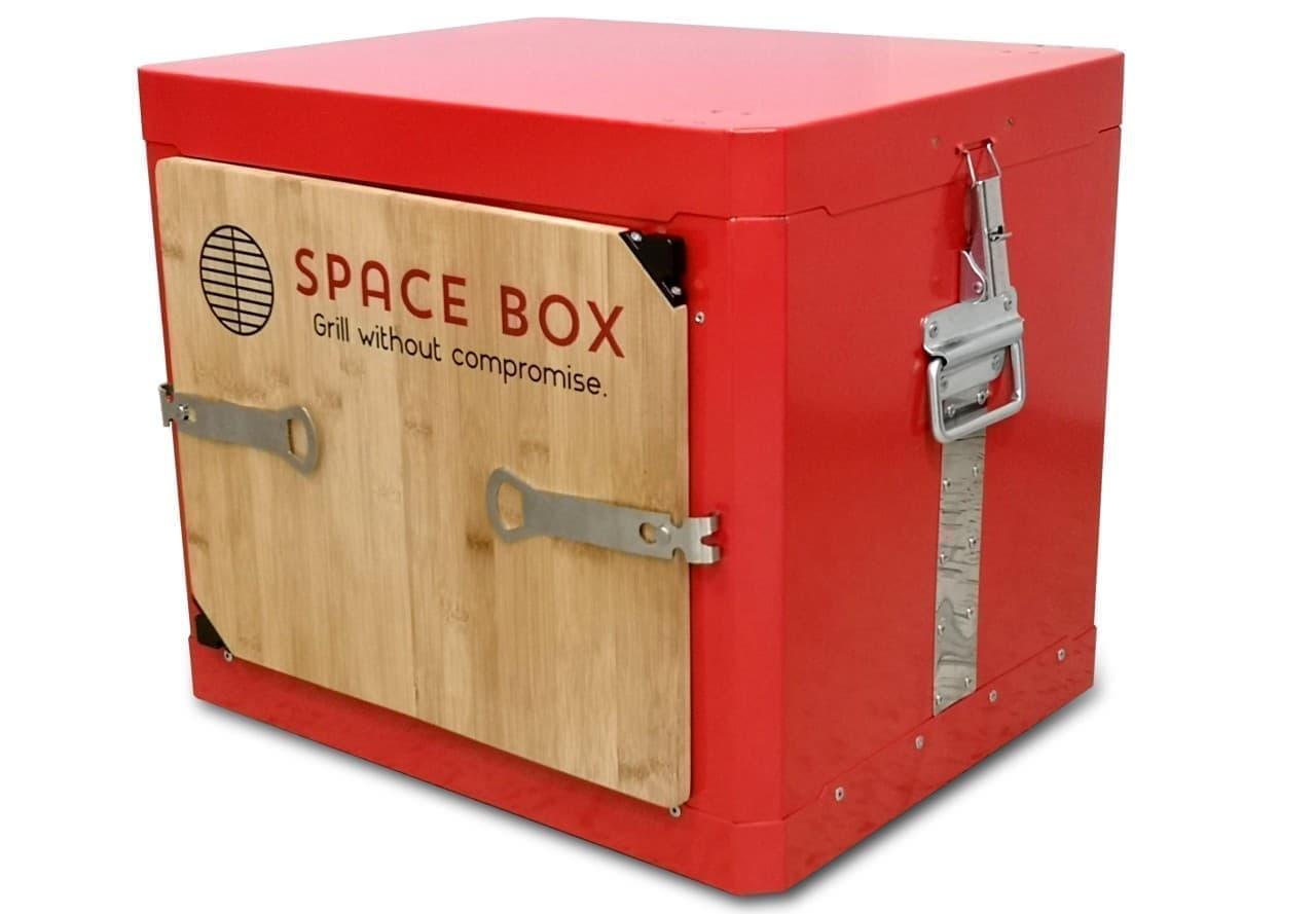 まるで自宅キッチン!キャンプ用調理ギア「SPACE BOX」誕生