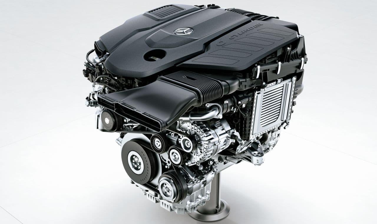 メルセデス・ベンツGクラスに330馬力のディーゼルエンジンを搭載した「G 400 d」