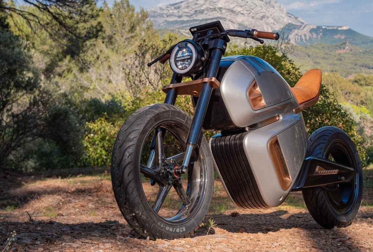 電動バイクの航続距離を倍に! ウルトラキャパシタを装備した「NAWA Racer」プロトタイプ近日公開