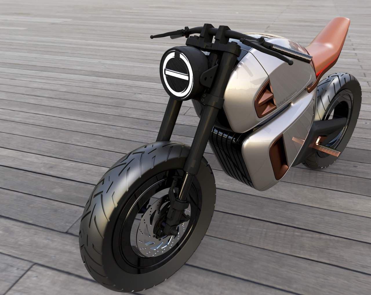 CESで公開された「NAWA Racer」コンセプトモデル