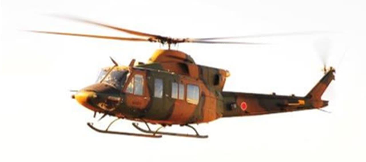 SUBARUが新型ヘリコプター「SUBARU BELL 412EPX」を納入開始