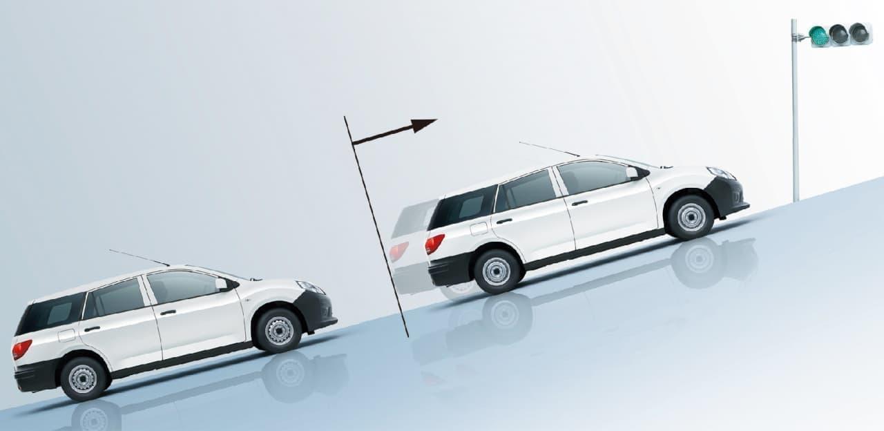 日産「AD」マイチェン 車名を「NV150AD」から変更し「ヒルスタートアシスト」などを標準装備