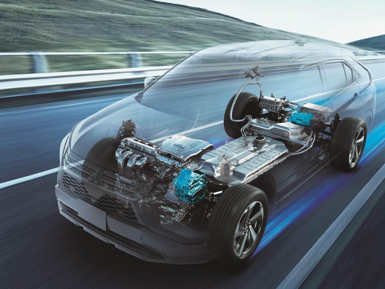 三菱 新型「エクリプス クロス」PHEVモデルをニュージーランド・豪州に投入