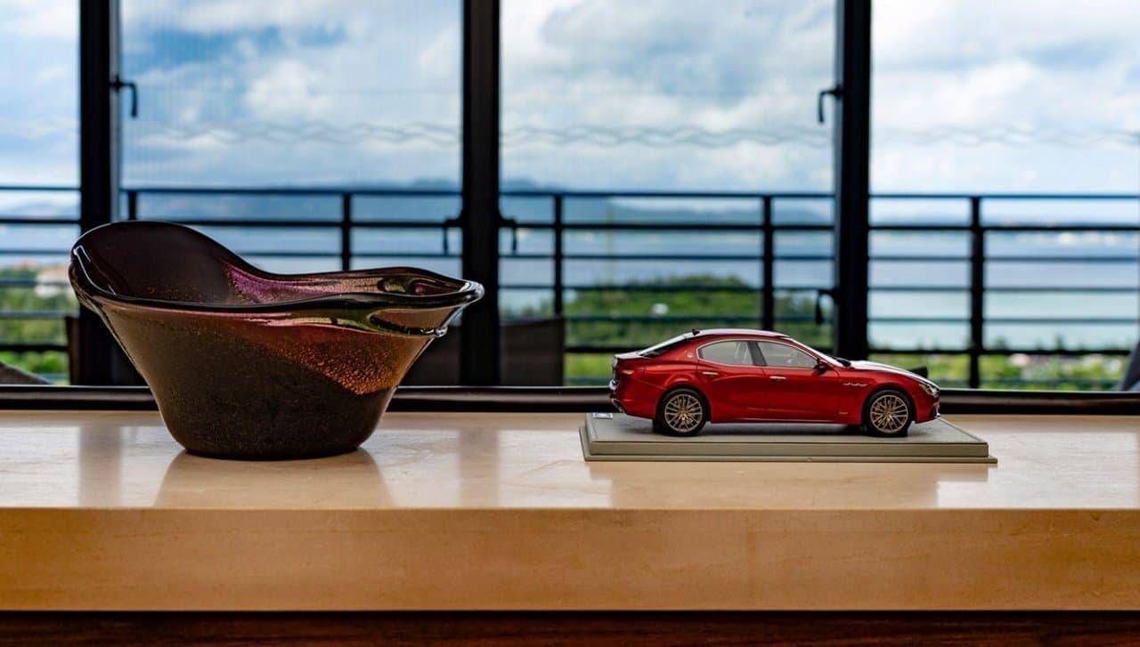 沖縄をマセラティ ギブリでドライブしたい! ― ザ・リッツ・カールトン沖縄の宿泊パッケージ「マセラティ・エクスペリエンス2021」