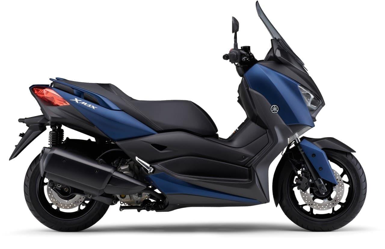 ヤマハ「XMAX ABS」に2021年モデル