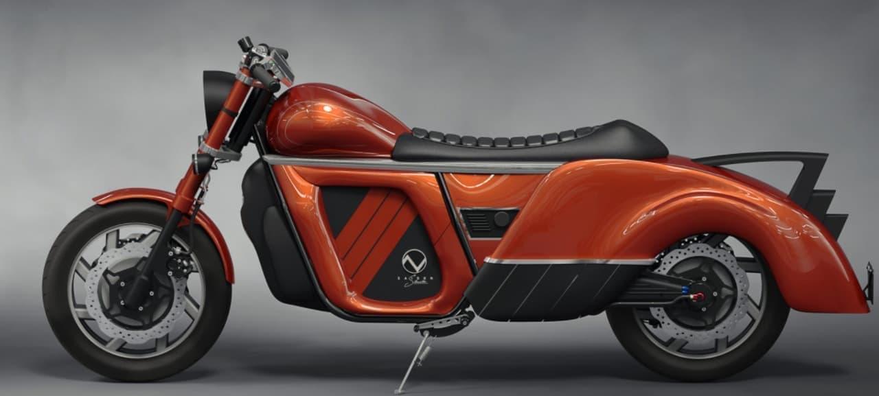東京から京都まで無充電で走れる電動バイク「ELECTROCYCLE」