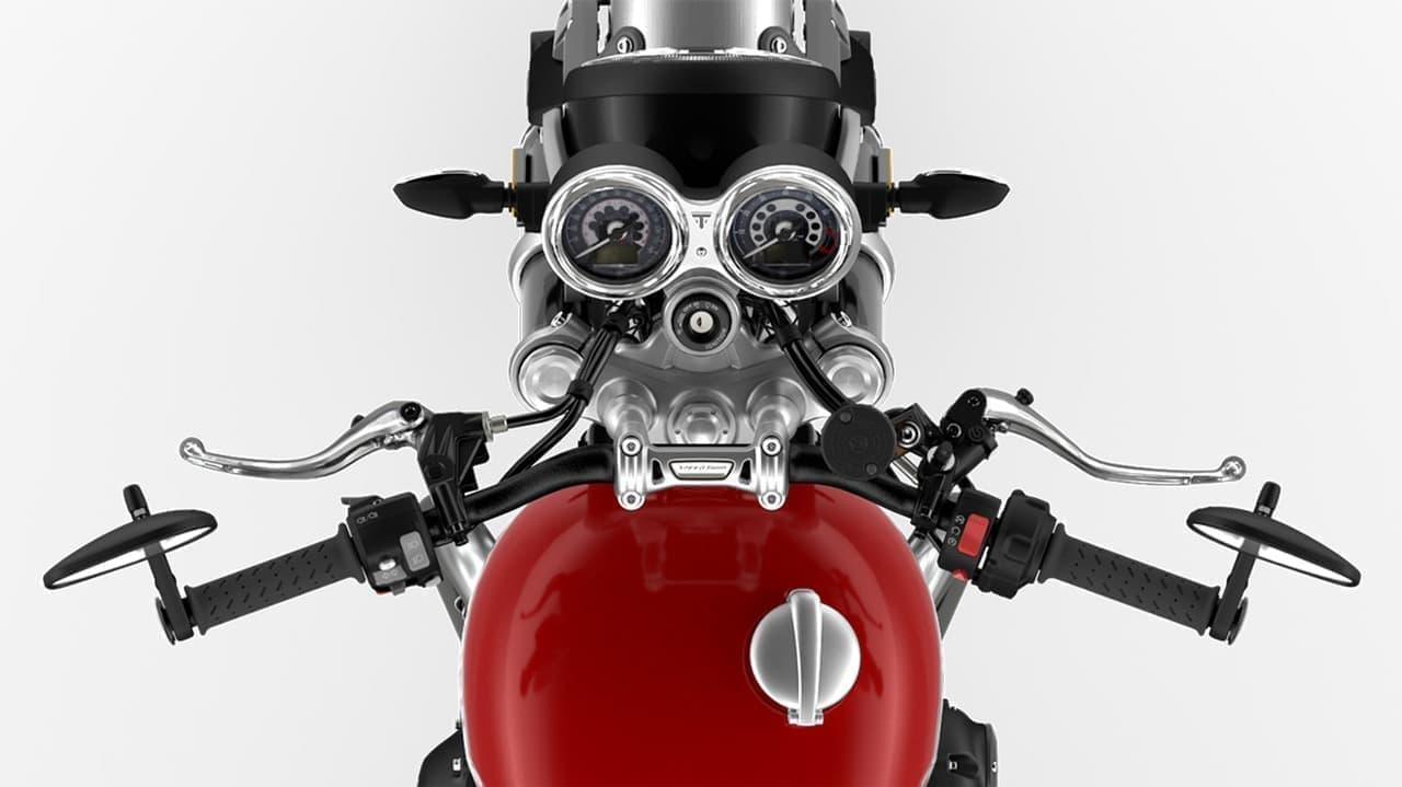 トライアンフ「Speed Twin」に2021年モデル