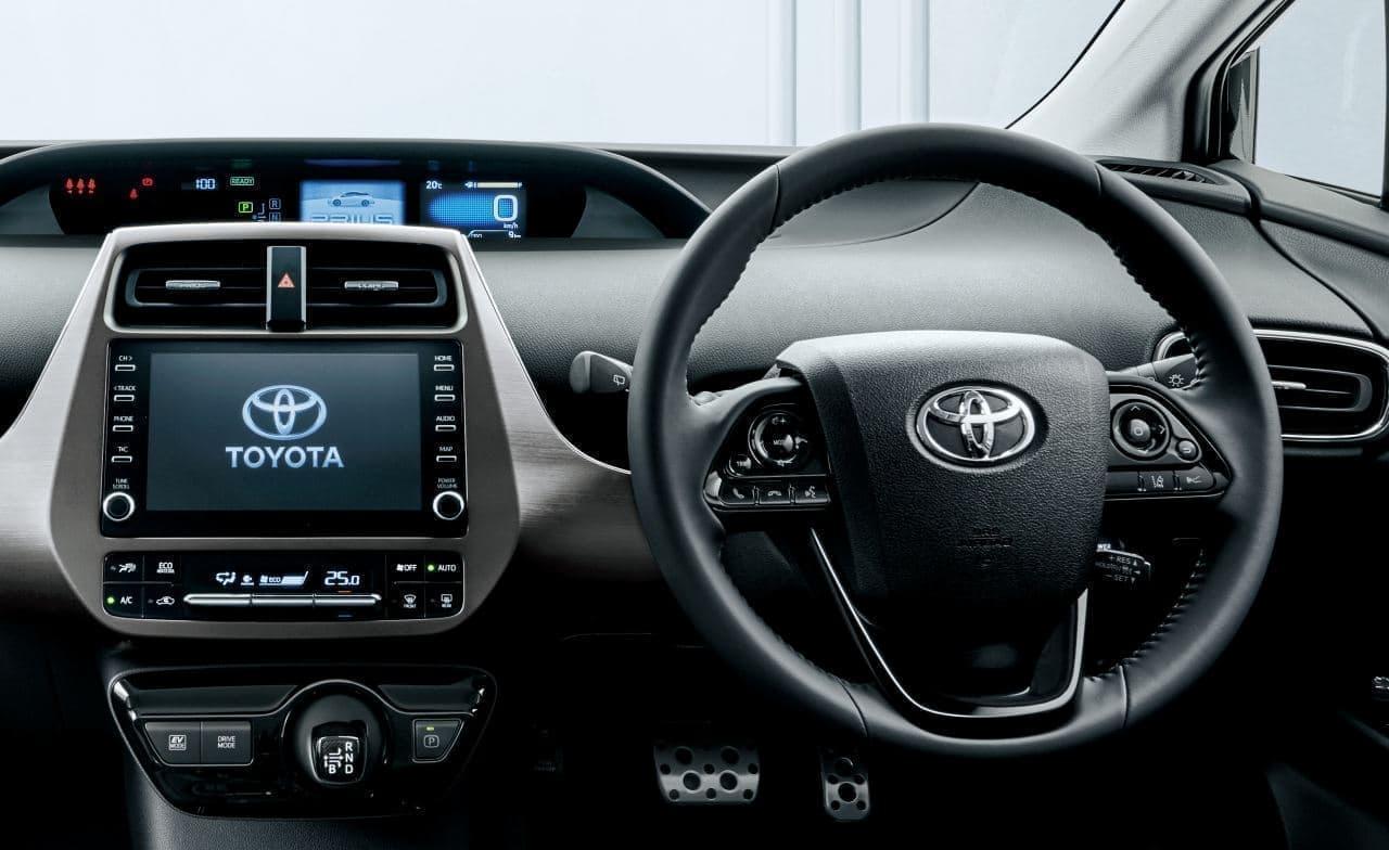 トヨタ「プリウス」に特別仕様車「Black Edition」