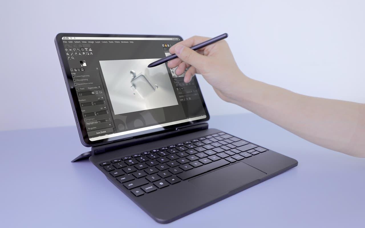 iPadみたいなLinuxタブレット「JingPad A1」をいち早く入手できるスーパーアーリーバードプログラム