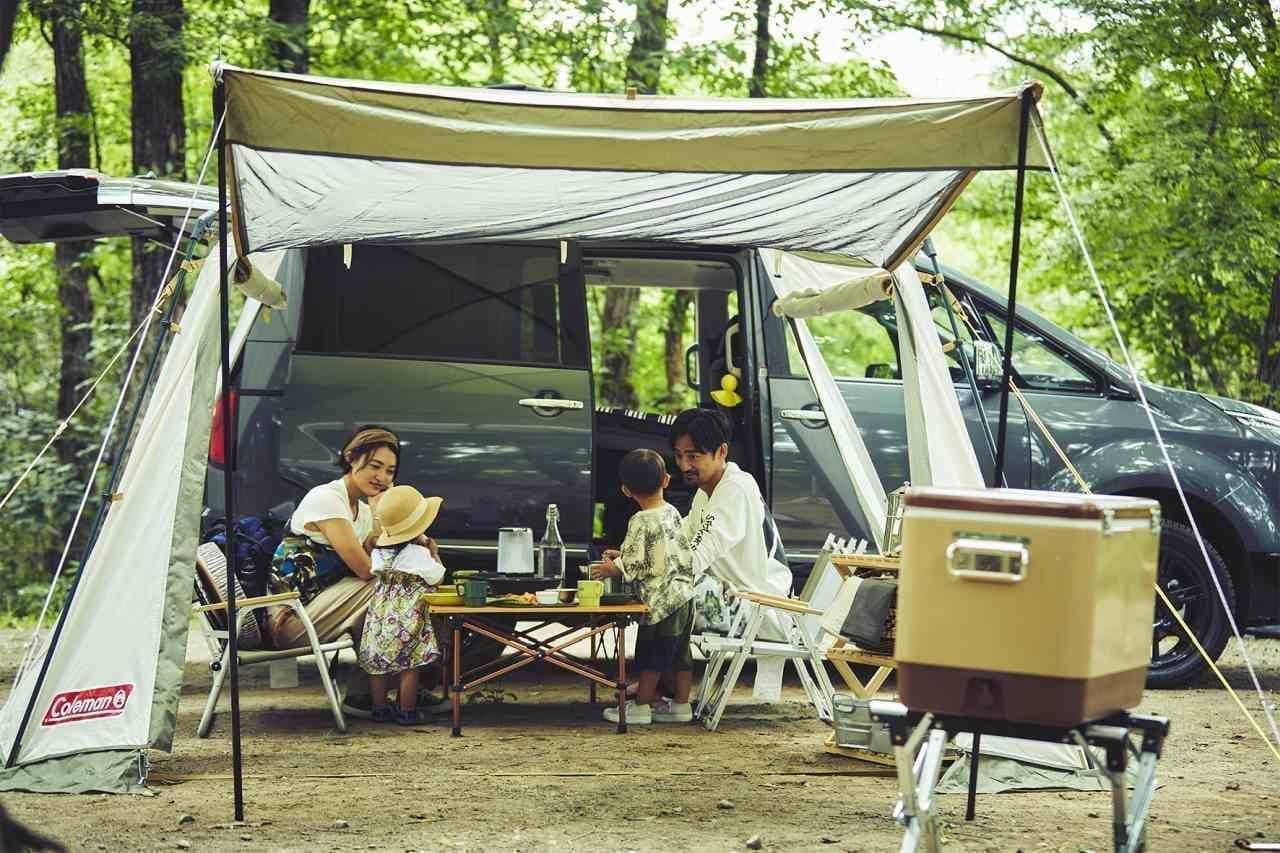 懐かしカラーのキャンプ用クーラー コールマンから復刻版が7月頃登場