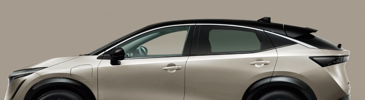 日産が「アリア」の日本専用特別限定車「アリア limited」