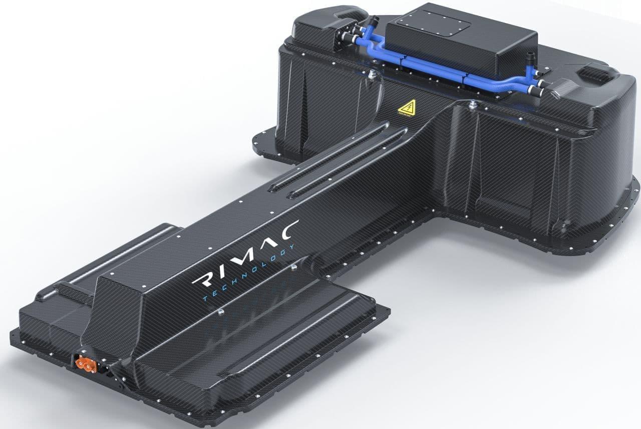 Rimacが電動ハイパーカー「Nevera」のプロダクションレディバージョンを公開