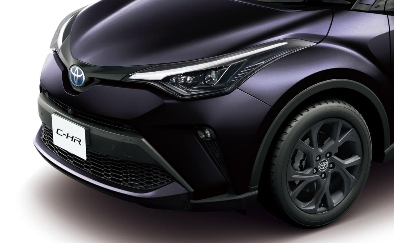 トヨタ「C-HR」に特別仕様車「Mode-Nero Safety PlusII」