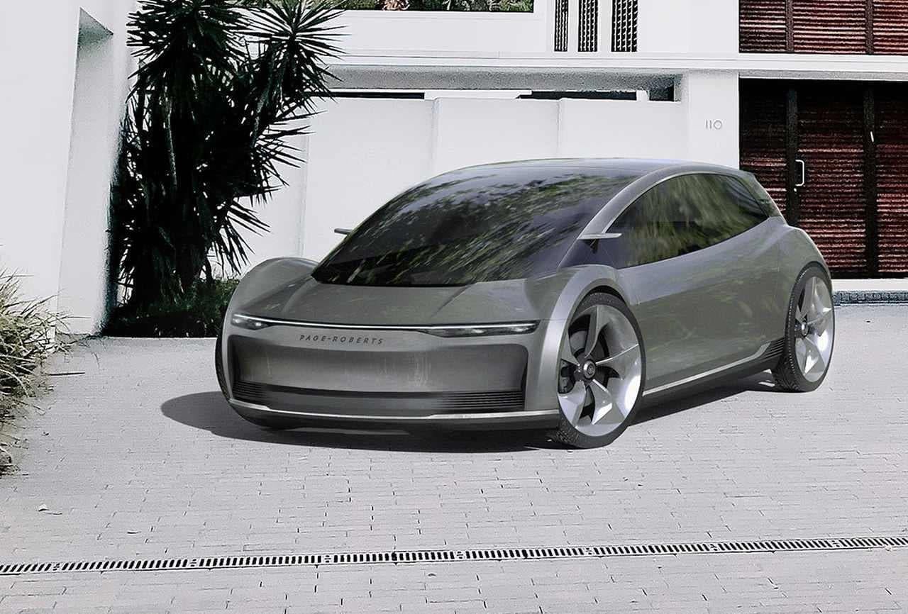 EVの航続距離を約30%延ばす新型プラットフォームをPage-Robertsが発表 - 秘密は縦置きバッテリー