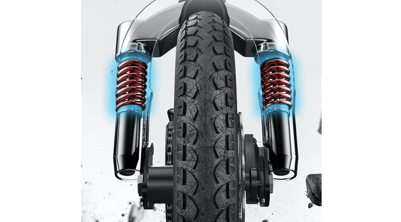 日本の公道向けにデザインされた電動バイク「K6-Bike」…坂道に強い!段差の乗り越えもスムーズ