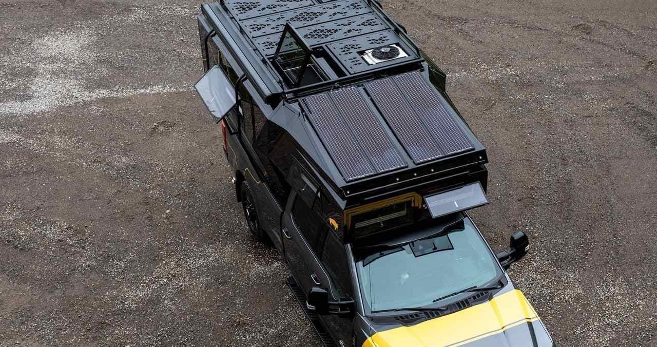トヨタ「タコマ」などをキャンピングカーにするLoki「FALCON」シリーズ