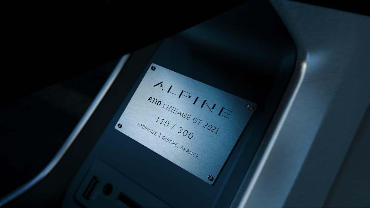 アルピーヌ「A110 リネージ」に292psエンジンを搭載した限定車「GT 2021」