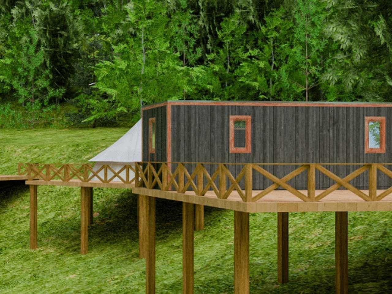 ハワイの山での過ごし方をイメージ!スパリゾートハワイアンズのグランピング施設「マウナヴィレッジ」6月16日予約受付開始