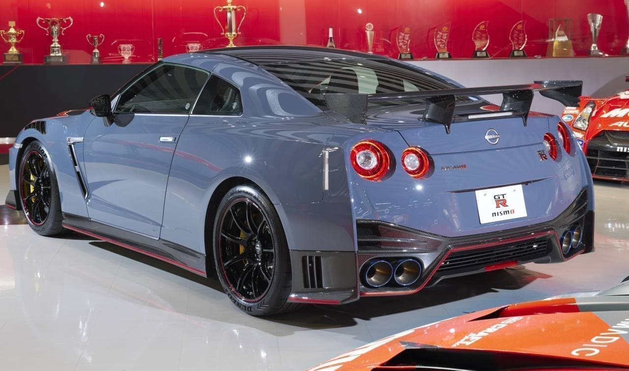 Speical Editionが全体の99%!日産「GT-R NISMO」2022年モデル 予約好調