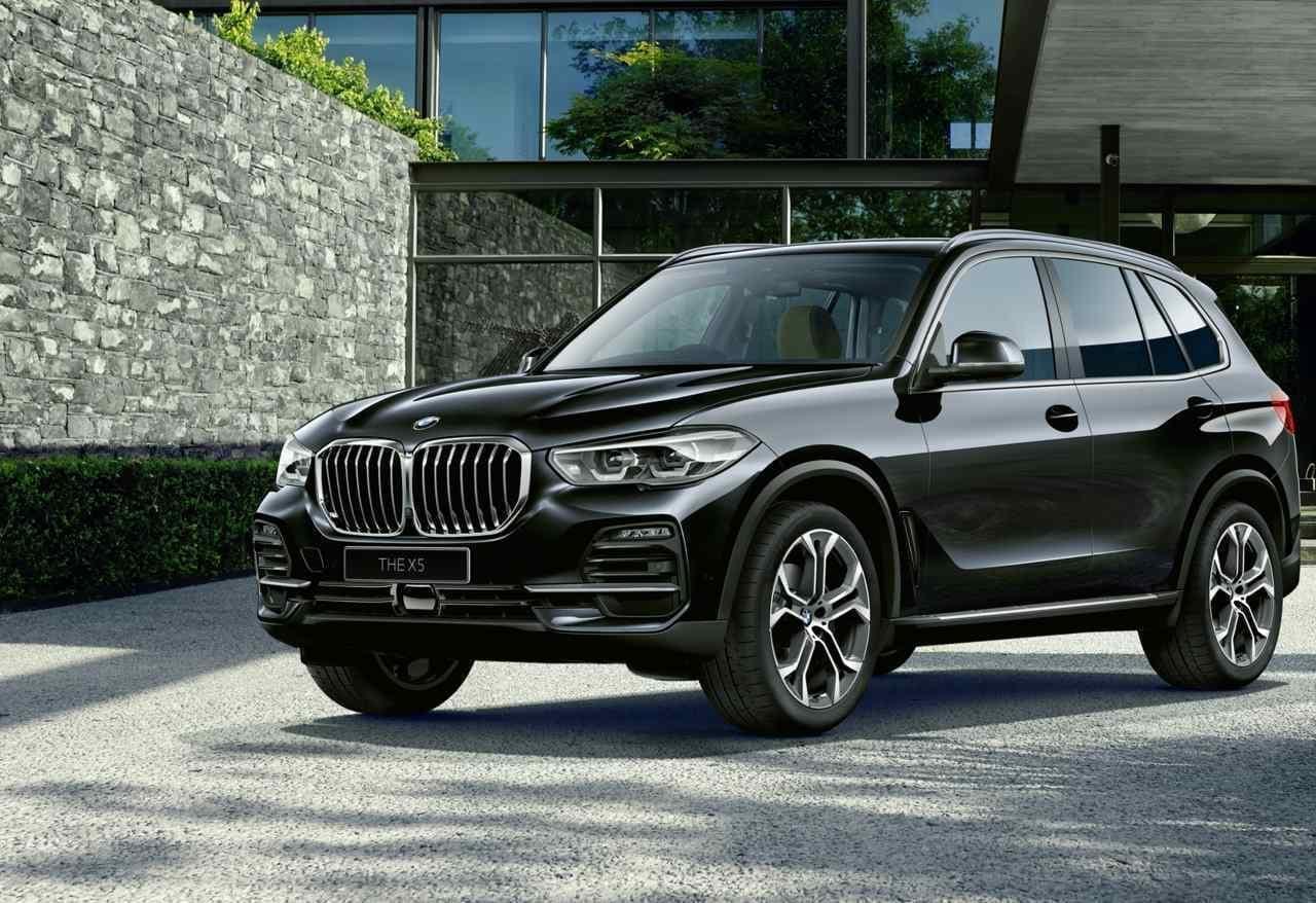 BMWのSAV「X5」に限定車「PLEASURE3 EDITION」 7名乗れる3列シートを標準装備