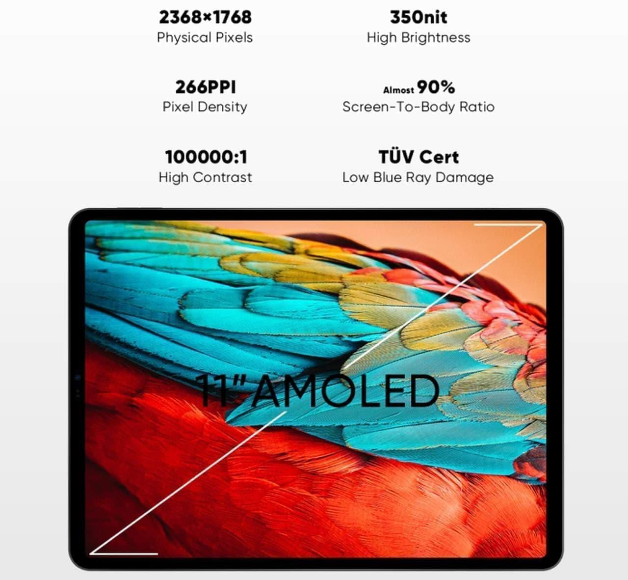 iPadみたいなLinuxタブレット「JingPad A1」クラファン開始!