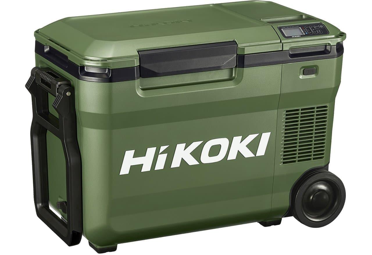 キャンプでアイスキャンディー!冷凍庫付きクーラーボックスがHiKOKIから販売開始