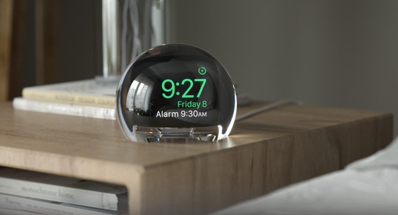 Apple WatchをApple Clockにする「Nightwatch」 画面も音も大きく